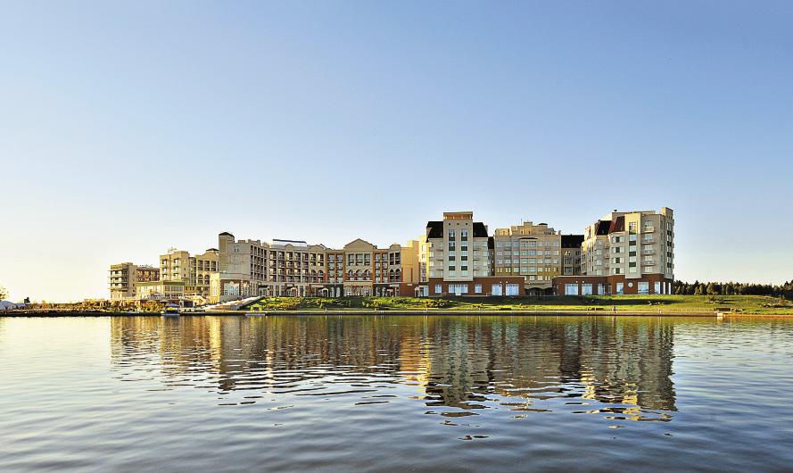 Поселок «Завидово» в Тверской области – турпродукт мирового уровня.