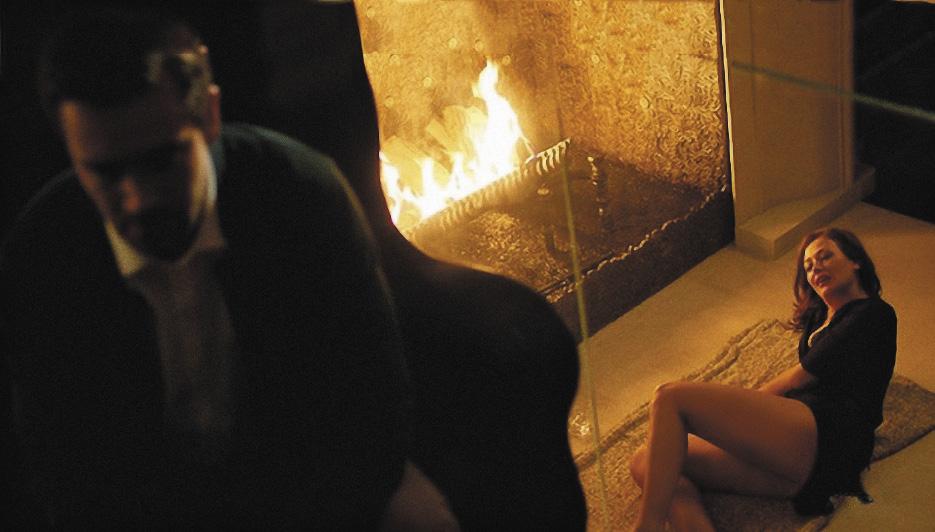 Эротический триллер «Саранча» понравился зрителям.