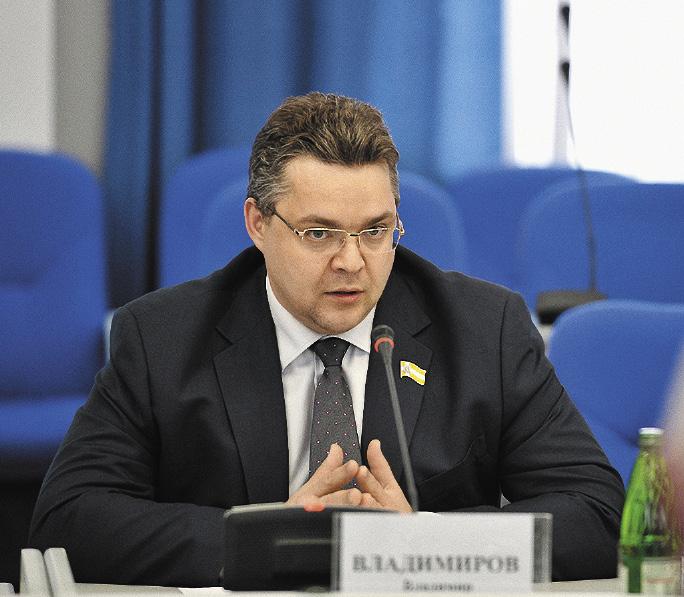 Глава Ставрополья Владимир Владимиров знает, как продвигать курорты минеральных вод.