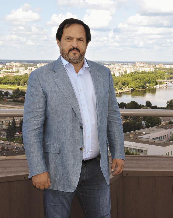 Игорь Ялышев строит гостиницы и отели в Тверской области.