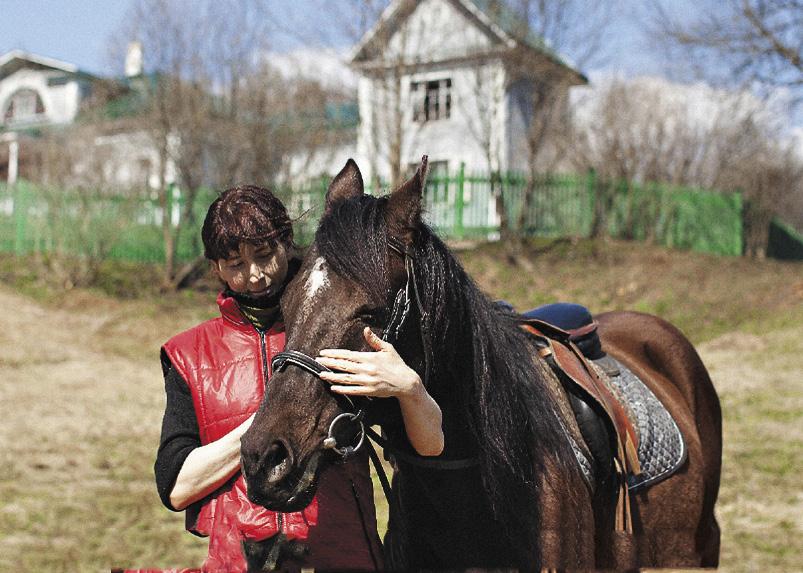 В «Шахматово» можно узнать о жизни Блока и покататься на лошадях.