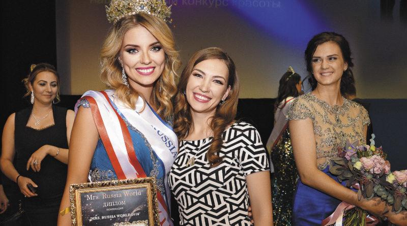 На конкурс «Миссис Россия» Юля поехала, не имея цели выиграть – просто наслаждалась процессом и общением с конкурсантками.