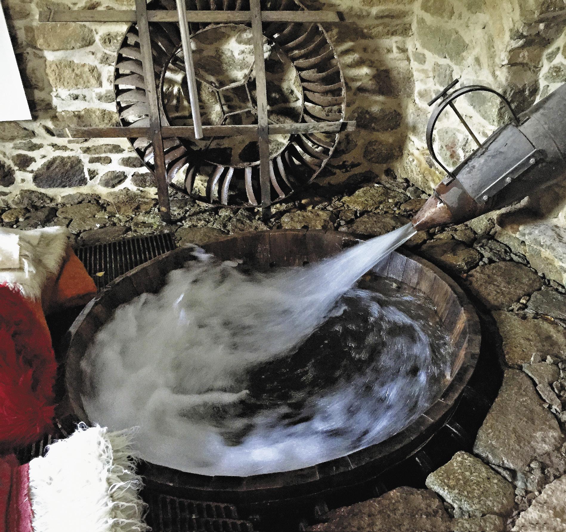 Водяные мельницы в Западной Македонии уже давно ушли в прошлое. Но для привлечения туристов некоторые из них по-прежнему в строю.