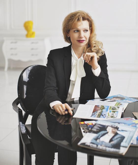 Светлана Ануфриенко руководит процессом создания Туристской Ассоциации регионов.