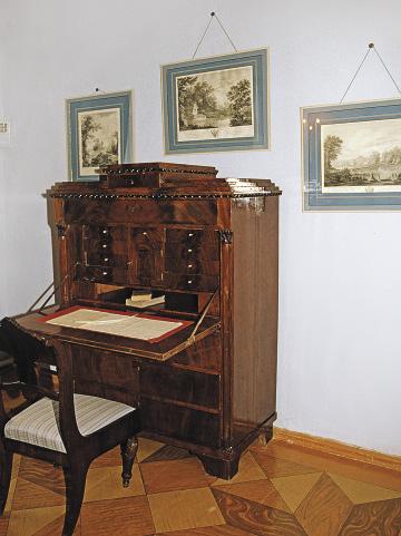 Дом-музей Петра Ильича Чайковского.