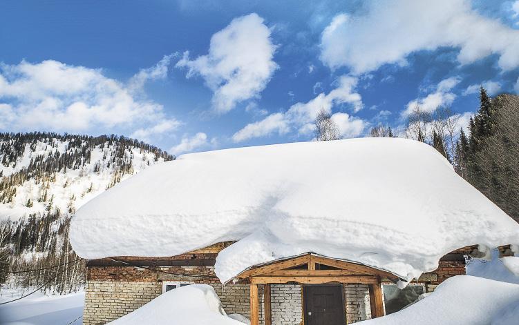 Уголки Сибири – для многих горнолыжников станут настоящим открытием.