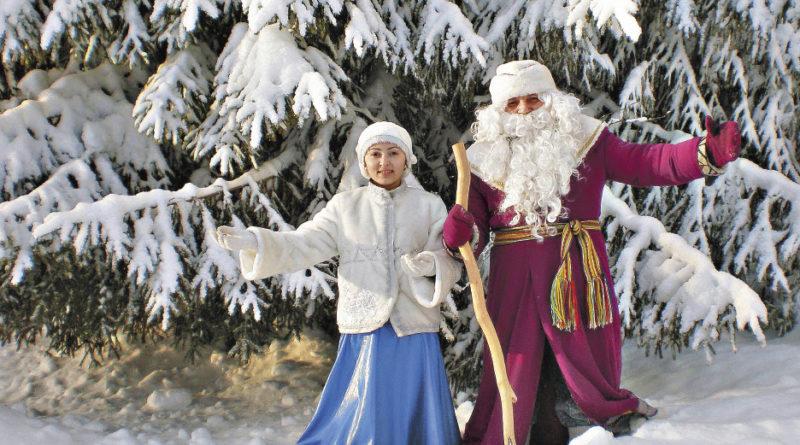 В часе езды от Ижевска живет настоящий удмуртский Дед Мороз – Тол Бабай.