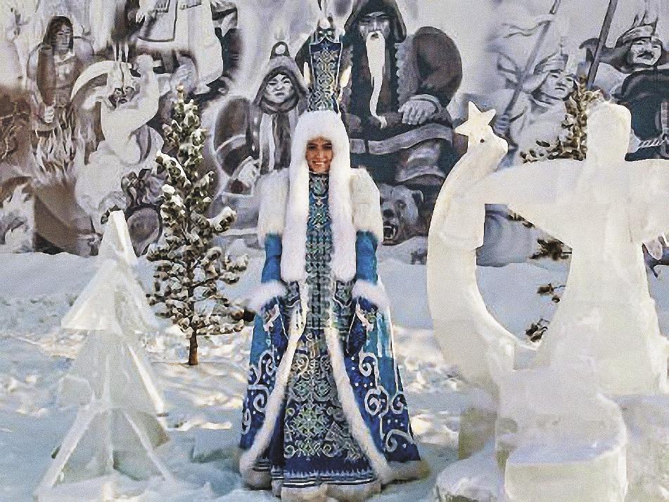 Ее Величество – Якутская Зима!