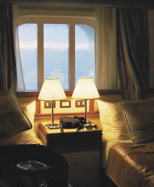 Современные каюты круизные туроператоры не без оснований сравнивают по комфорту с номерами в самых лучших отелях.