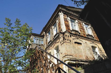 «Миллионка» – сохранившийся китайский квартал в центре Владивостока.
