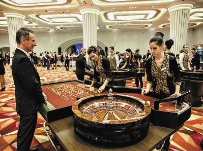 Недавно в Приморье открылось самое крупное в России казино.