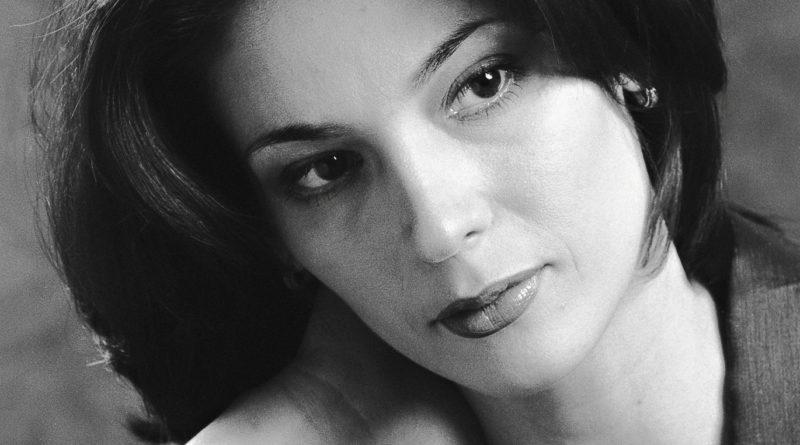 Актриса Государственного академического театра имени Евг. Вахтангова Лидия Вележева.
