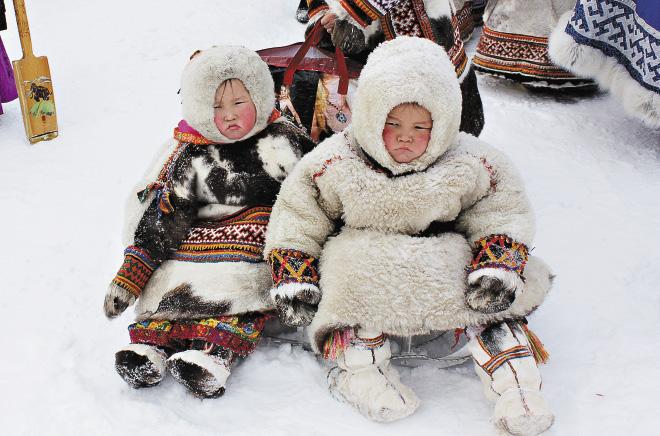 Дети коренных народов Севера называют Деда Мороза – Ямал Ири.