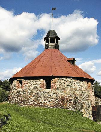 Старая крепость Корелы в Приозерске манит туристов.