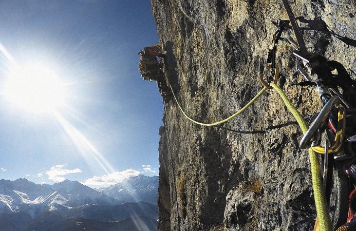 Скалолазы изСанкт-Петербурга высоко оценили маршруты скального класса вингушских горах.