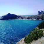 Новый Свет. Легенда «Благословение Крыма на красоту»