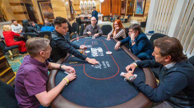 В Сочи прошел покерный турнир среди журналистов