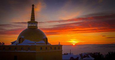 Легенды Бурятии. От Нетленного Ламы до Шаманской пещеры