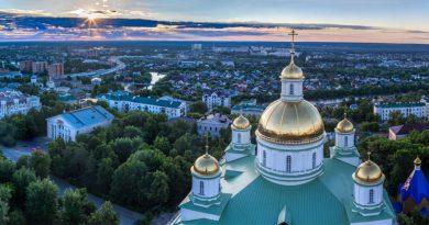 Пенза — один из самых зеленых городов России