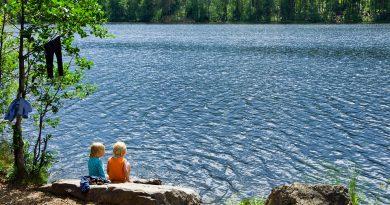 Отдых с детьми в Карелии: особенности и предосторожности