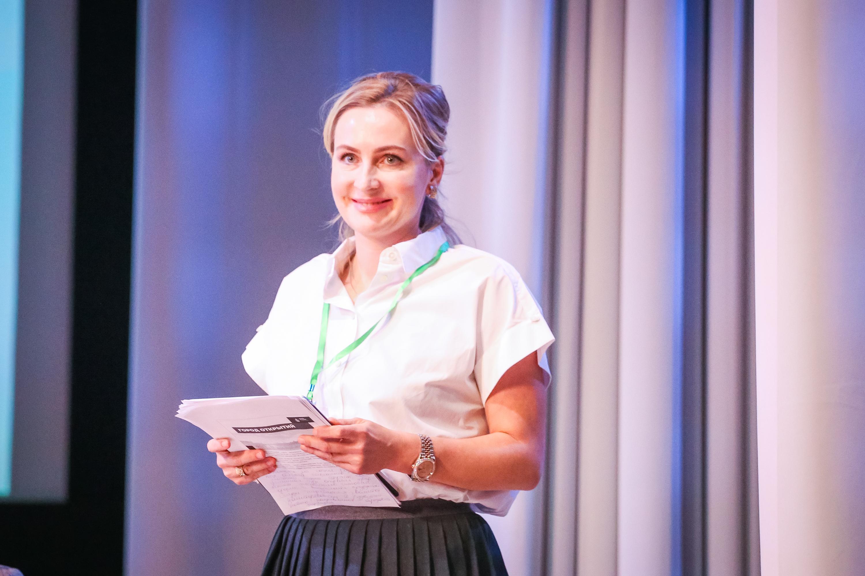 начальник Управления регионального взаимодействия «Проектного офиса по развитию туризма и гостеприимства Москвы» Мария Киселева
